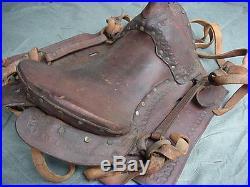Used Vintage Western Pony Horse Saddle