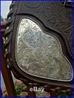 Western Pleasure, Equitation showithtrail saddle