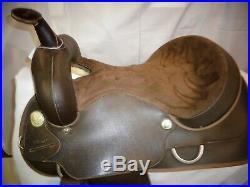 Wintec Western Saddle Used 16